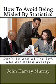 How To Avoid Being Misled By Statistics: Don't Be One Of The 60% Who Are Below Average
