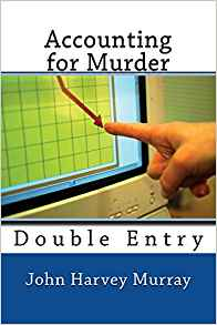 The cover of Accounting for Murder: Double Entry, a mystery set in Wales